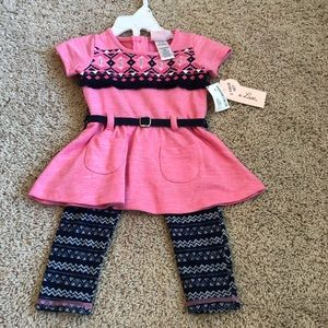 Little Lass Girl's Outfit